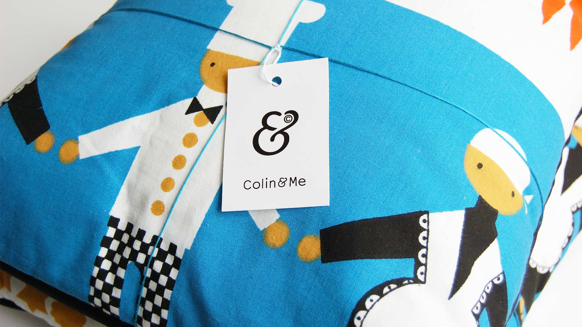Colin & Me, brand