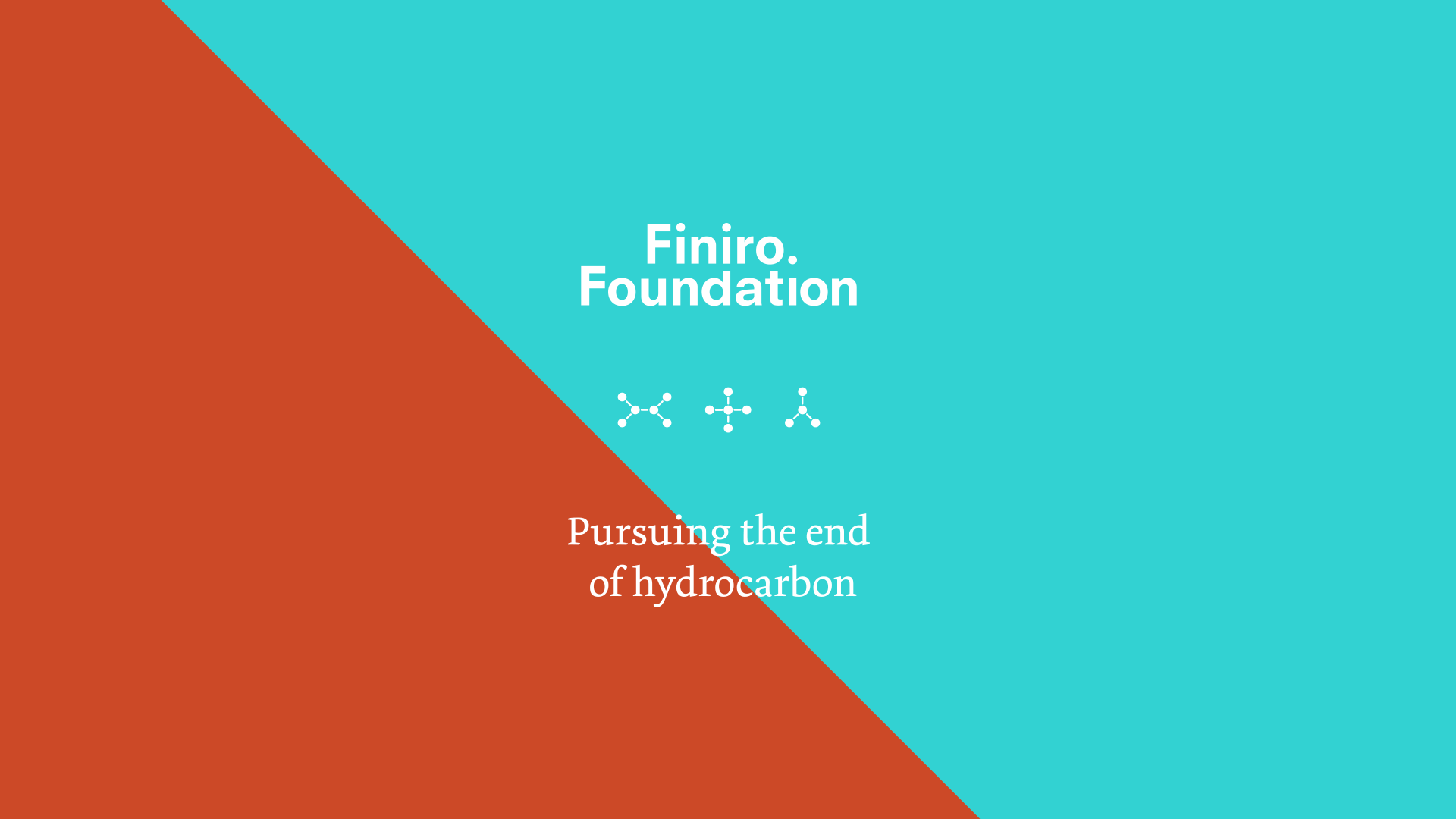 Finiro Foundation, brand identity