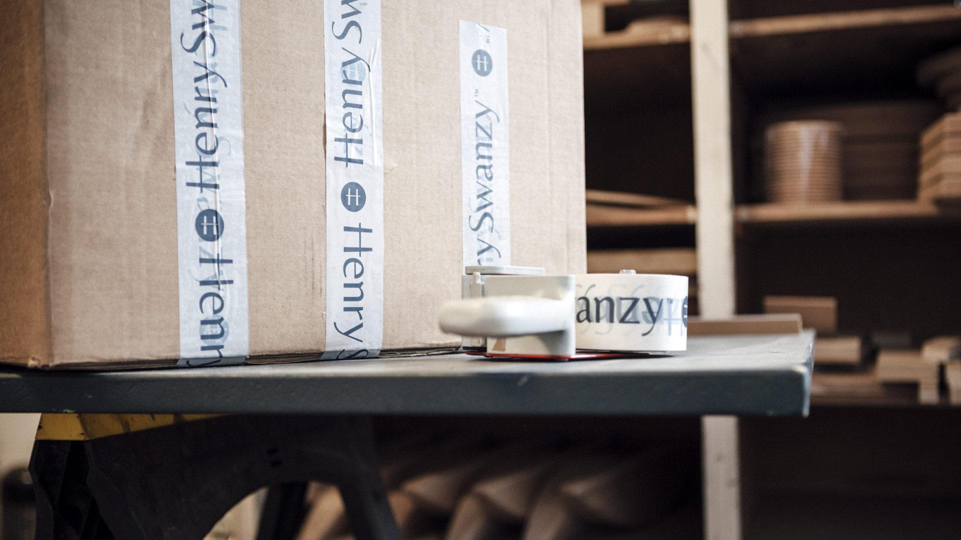 Henry Swanzy, brand identity