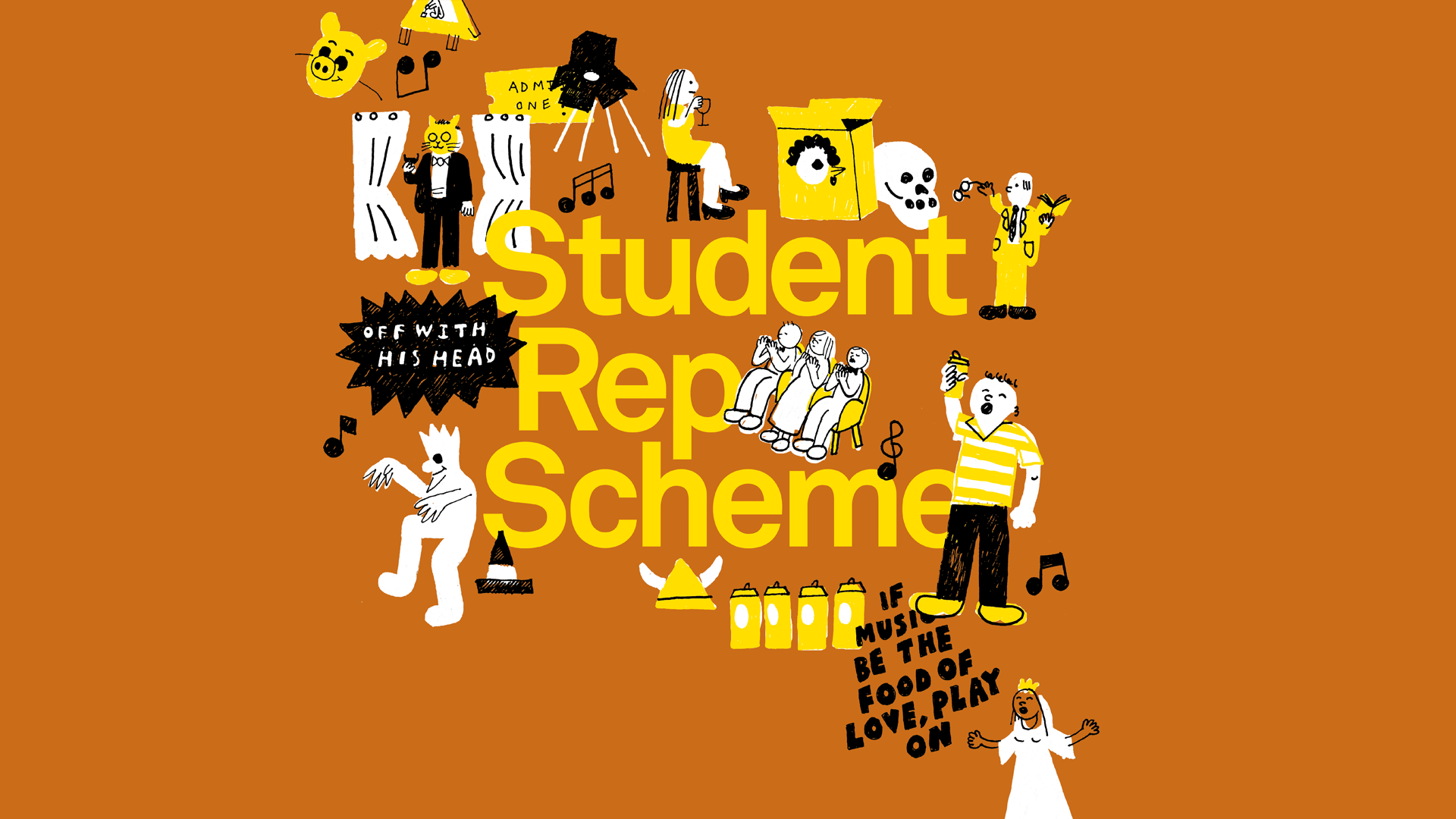 Theatre Royal Plymouth, Student Rep Scheme